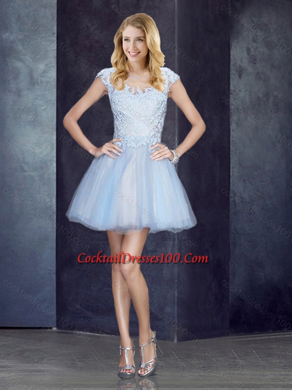 light sleeve fitted dress cap gown lightblue sherrihill blue rissyroos sherri hill beaded com
