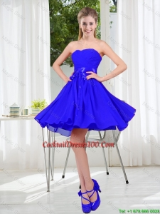 New Style A Line Sweetheart Cocktail Dresses for Wedding Party