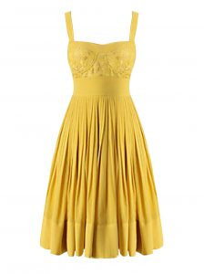 Smart Sweetheart Sleeveless Chiffon Cocktail Dresses Beading and Pleated Criss Cross